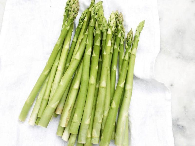 Basisrecept groene asperges